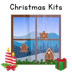 8. Christmas Craft Kits