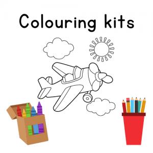 Colouring Kits