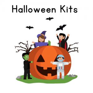 7. Halloween Craft Kits