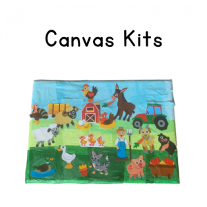 Canvas Craft Kits
