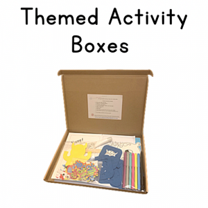 5. Themed Activity Boxes